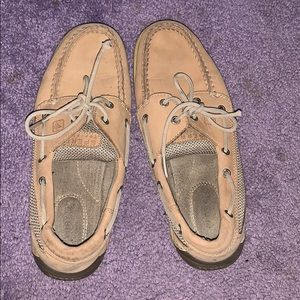 Sperry boat shoes women's size 7